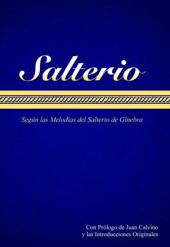 Salterio (español) salterio de Ginebra, Ed. Faro de Gracia